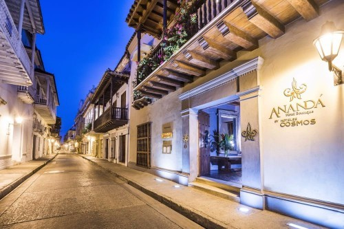 Ananda Boutique - Colombia